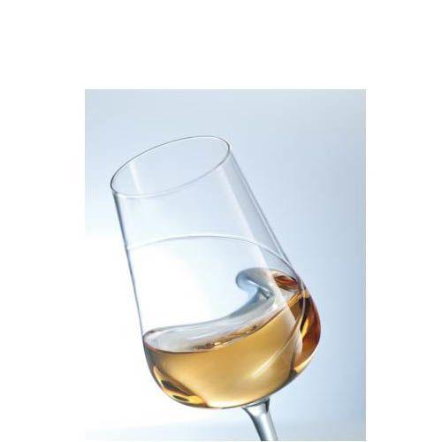 Набор бокалов Schott Zwiesel Sensa для белого вина 370 мл из ударопрочного хрустального стекла