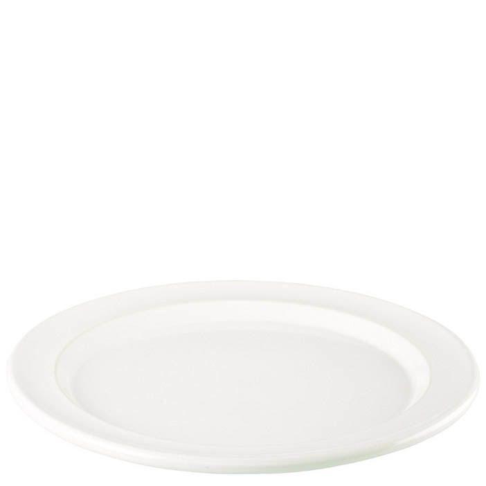 Тарелка обеденная Emile Henry Natural Chic Nougat 28 см