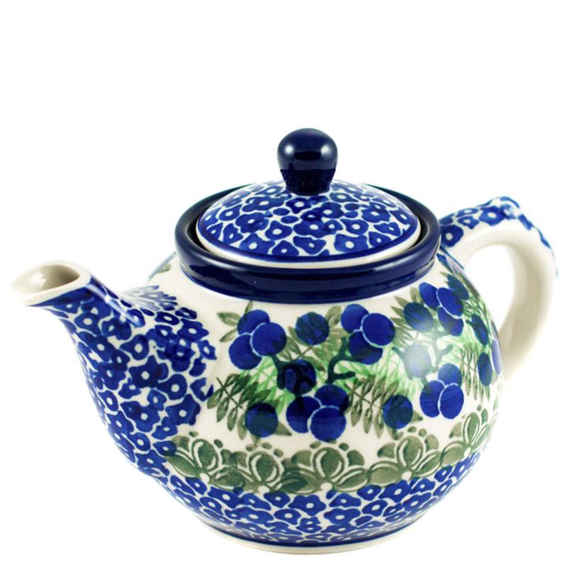Заварочный чайник Ceramika Artystyczna Ягодная поляна