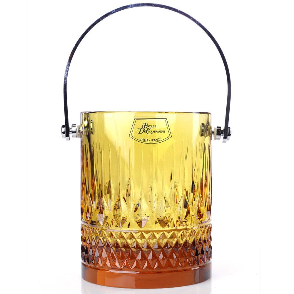 Хрустальное ведро для льда Royale de Champagne