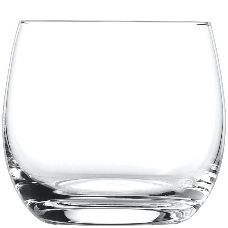 Набор стаканов Schott Zwiesel Banquet для виски 400 мл из ударопрочного хрустального стекла
