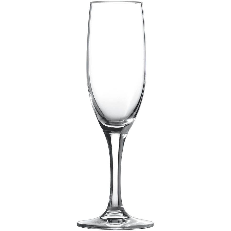 Бокал Schott Zwiesel Mondial для шампанского 192 мл из прочного хрустального стекла