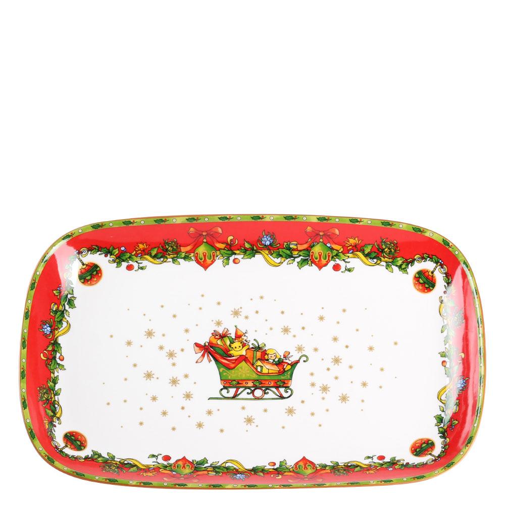 Блюдо Palais Royal Рождественские колокольчики
