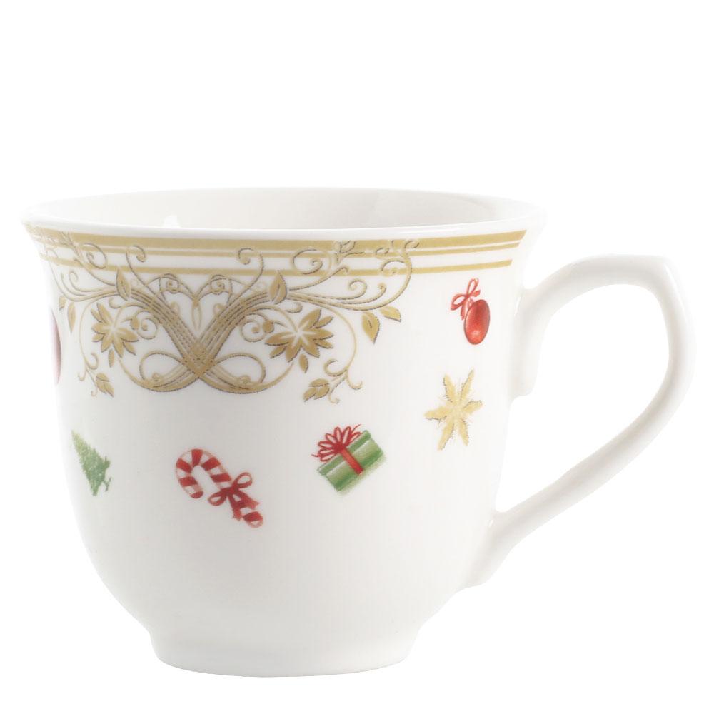 Набор керамических чашек для кофе Palais Royal Вкус праздников на 2 персоны