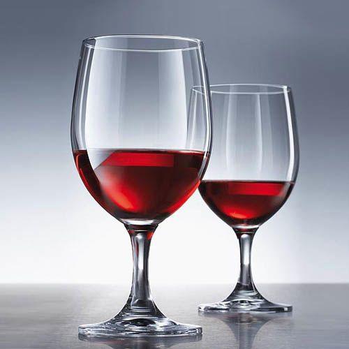 Набор бокалов Schott Zwiesel Convention для красного вина или воды 385 мл из ударопрочного Tritan