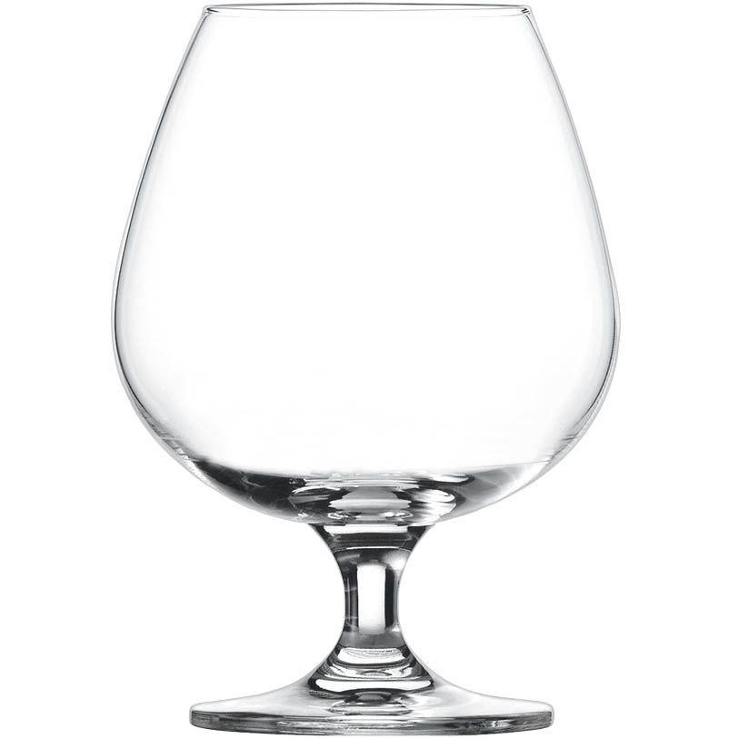 Набор коньячных бокалов Schott Zwiesel Convention 505 мл из ударопрочного хрустального стекла