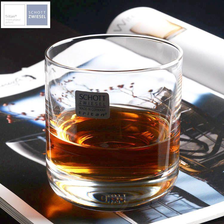 Стакан Schott Zwiesel Convention для виски 285 мл из ударопрочного Tritan. Продается в наборе из 6 штук
