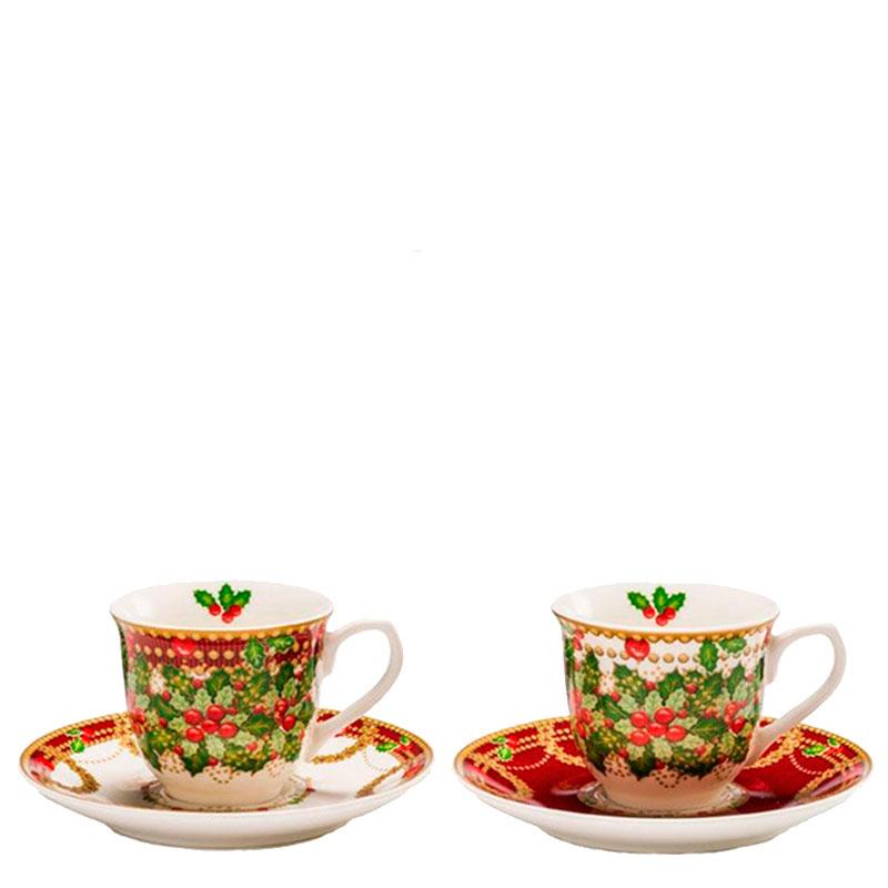 Две чашки для кофе с блюдцами Palais Royal Исполнение желаний