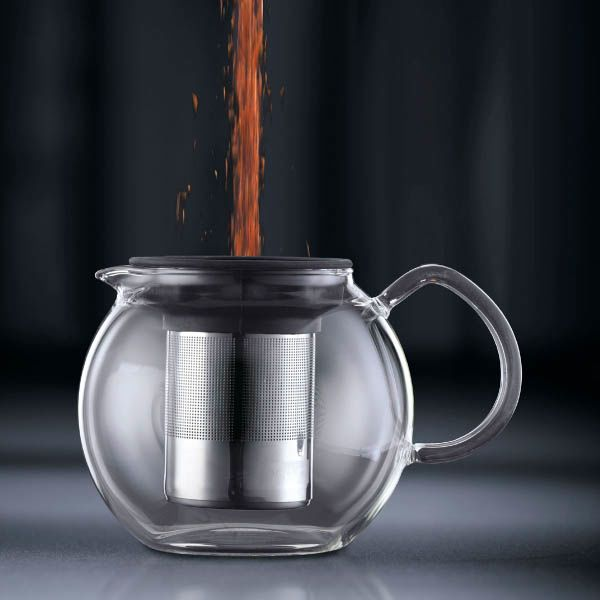 Чайник Bodum Assam зеленый 1 л