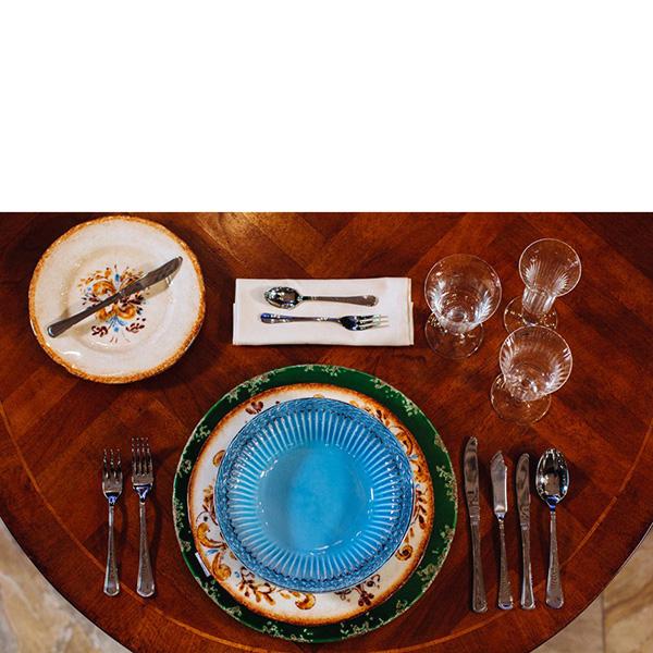 Тарелка для супа Bizzirri Venezia Turch