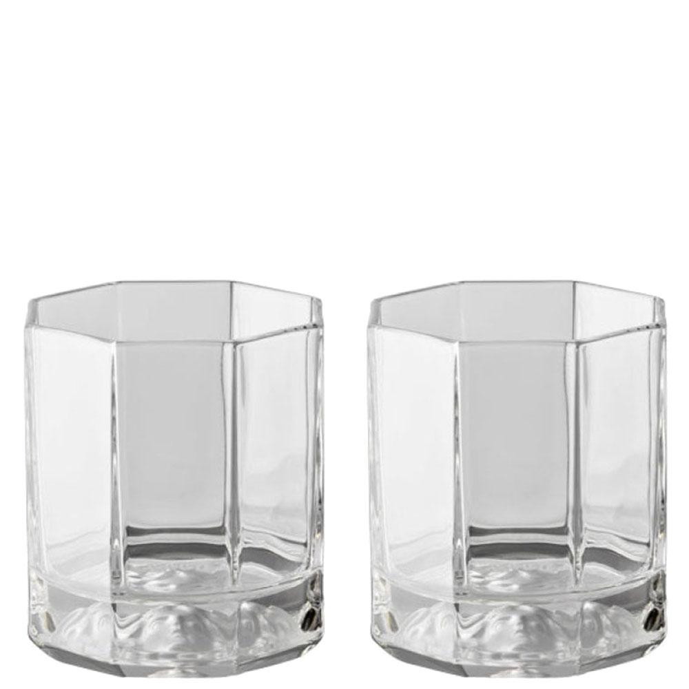 Набор стаканов для виски 2шт Rosenthal Versace Medusa Lumiere