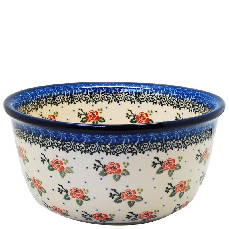 Салатник Ceramika Artystyczna Чайная роза