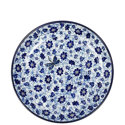 Набор тарелок Ceramika Artystyczna Стрекоза