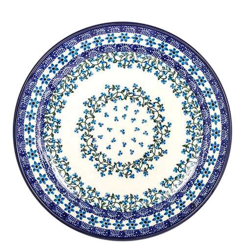 Тарелка обеденная Ceramika Artystyczna Виноградная лоза