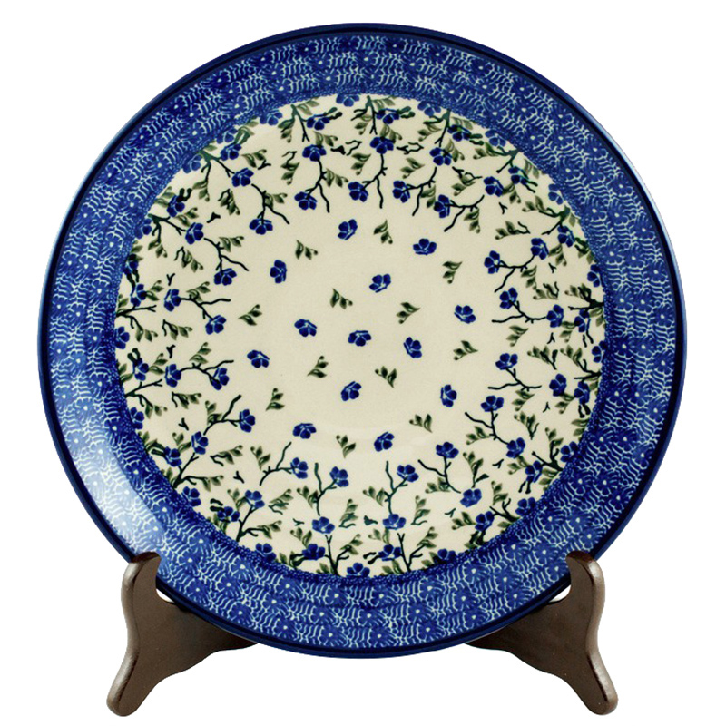 Набор обеденных тарелок Ceramika Artystyczna Летний ветерок