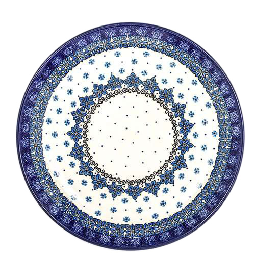 Обеденная тарелка Ceramika Artystyczna Васильки