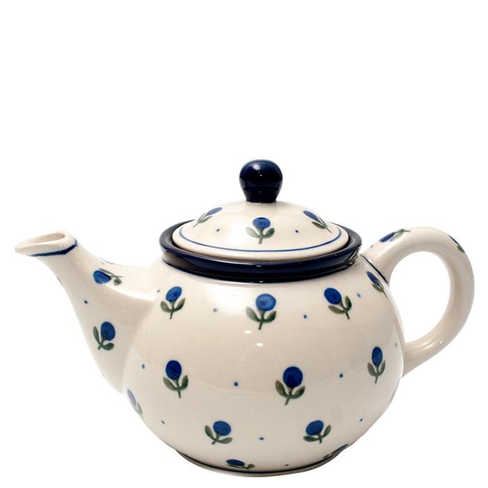 Заварник для чая Ceramika Artystyczna Голубика
