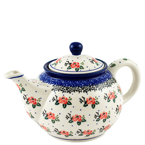 Заварник для чая Ceramika Artystyczna Чайная роза