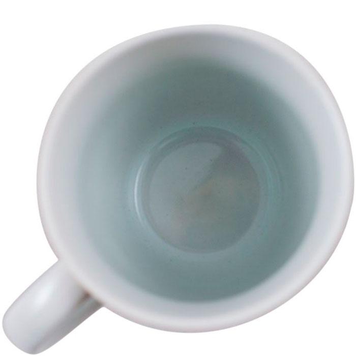 Набор чашек Bastide Stella белого цвета с градиентом 6шт