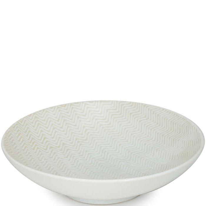 Набор тарелок для супа Bastide Chevron