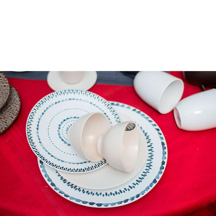 Набор тарелок для супа Bastide Hermosa