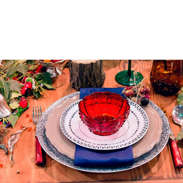 Набор десертных тарелок Bastide Hermosa