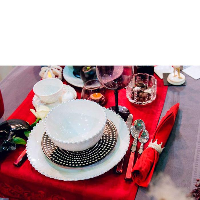 Набор столовых приборов на 6 персон Rivadossi Tosca