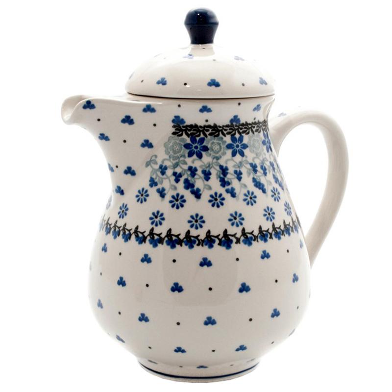 Заварник для кофе Ceramika Artystyczna Полевые цветы