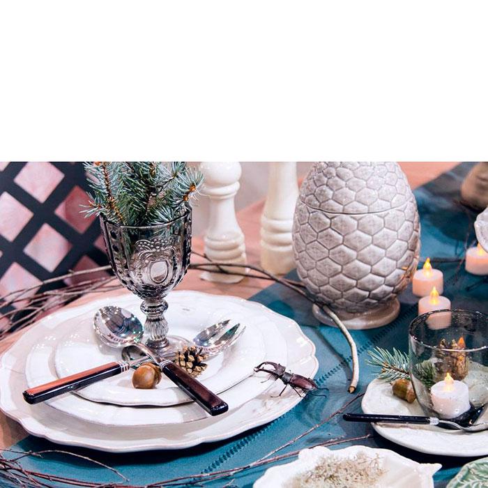 Набор приборов для салата Rivadossi Zara