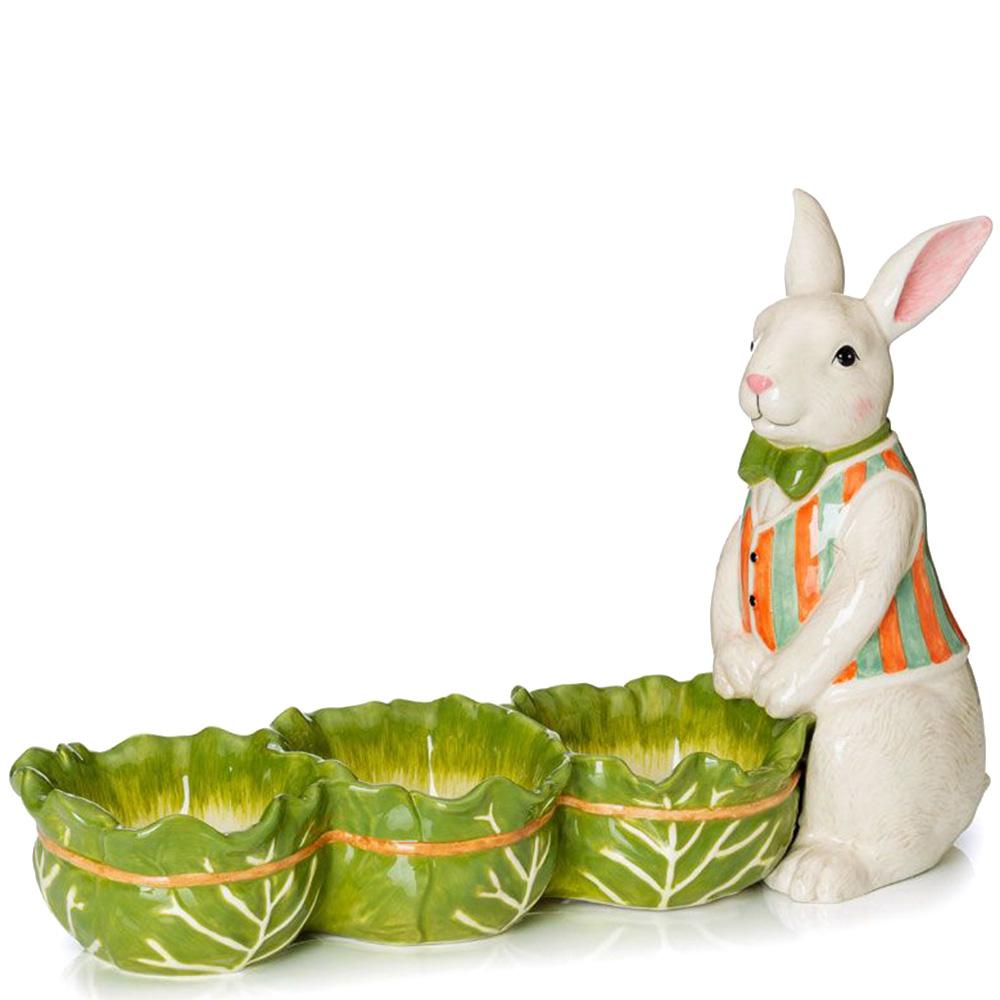 Менажница Palais Royal Кролик с капустой