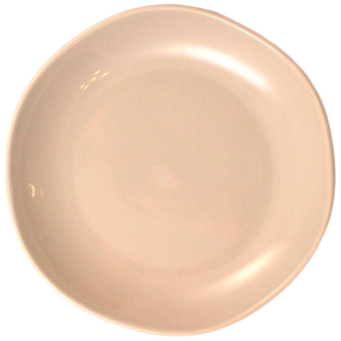 Набор десертных тарелок Comtesse Milano Ritmo бежевого цвета на 6 персон