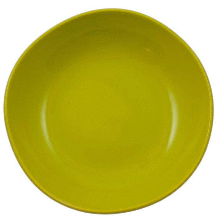Набор из глубоких тарелок Comtesse Milano Ritmo зеленого цвета на 6 персон