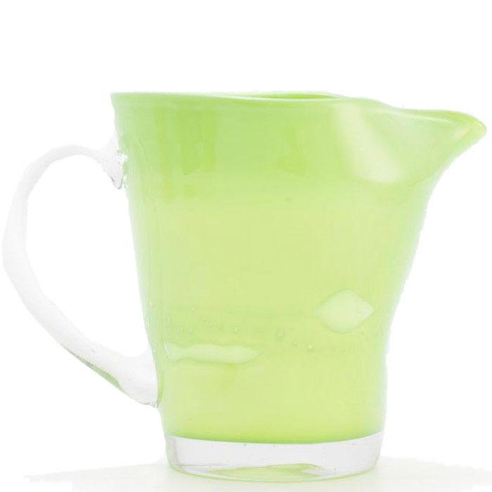 Стеклянный кувшин Comtesse Milano Samoa зеленого цвета