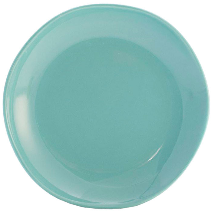Набор на 6 персон Comtesse Milano Ritmo из десертных тарелок бирюзового цвета