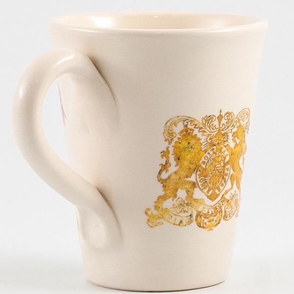 Чашка Bizzirri Гортензия