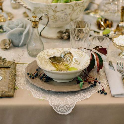 Набор тарелок для супа Bizzirri Шопен