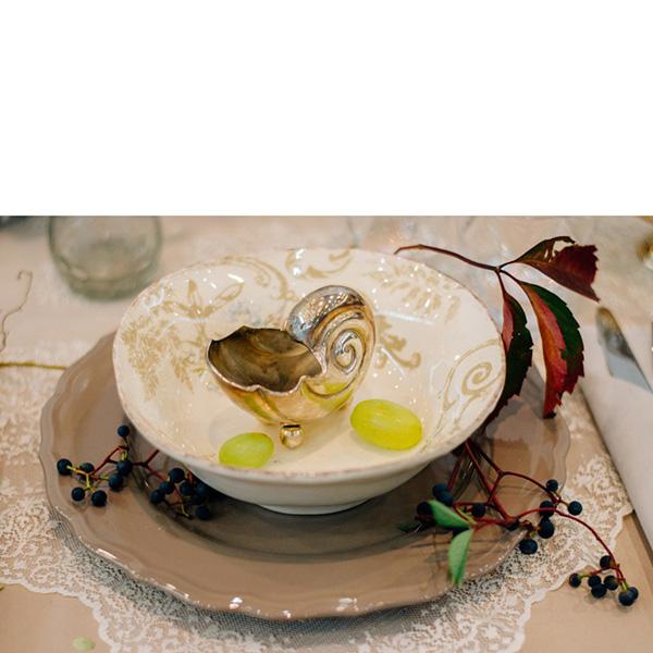 Тарелка для супа Bizzirri Шопен
