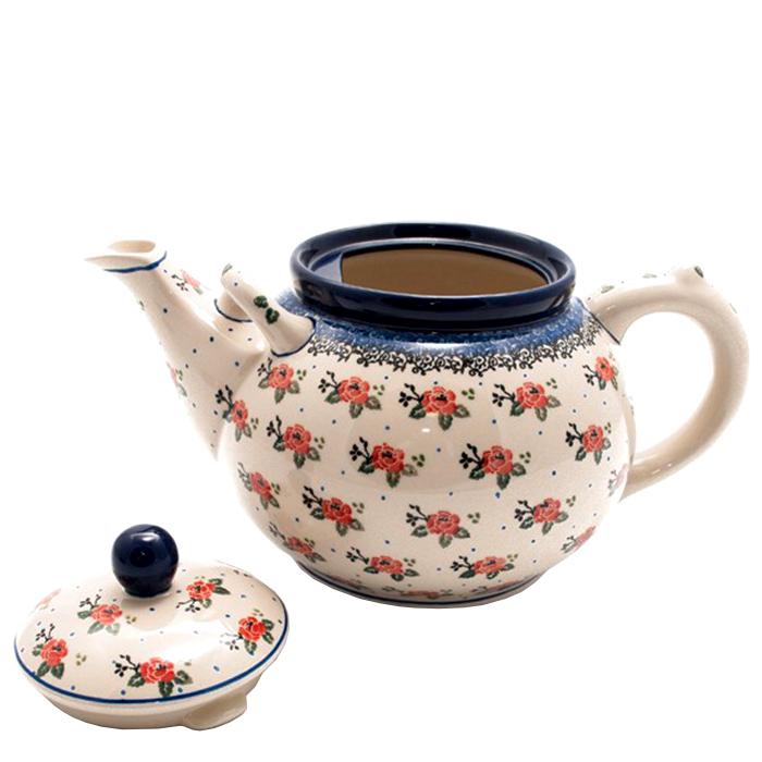Чайник Ceramika Artystyczna керамический
