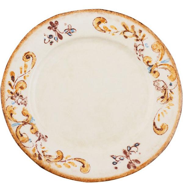 Тарелка обеденная Bizzirri Fiorentina