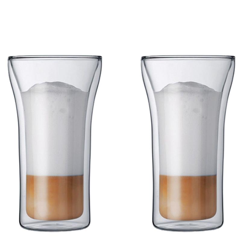 Набор из двух стаканов Bodum Assam 0.4 л