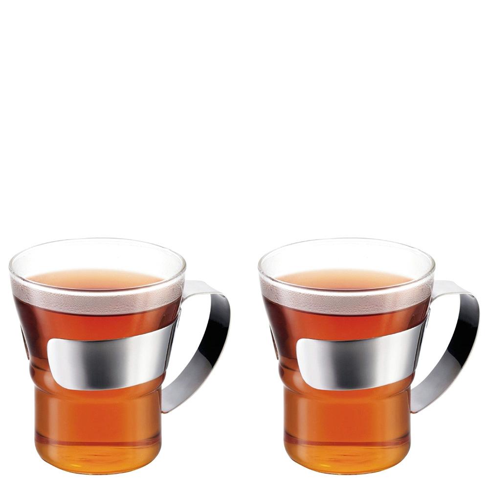 Набор из двух стаканов Bodum Assam 0,3л