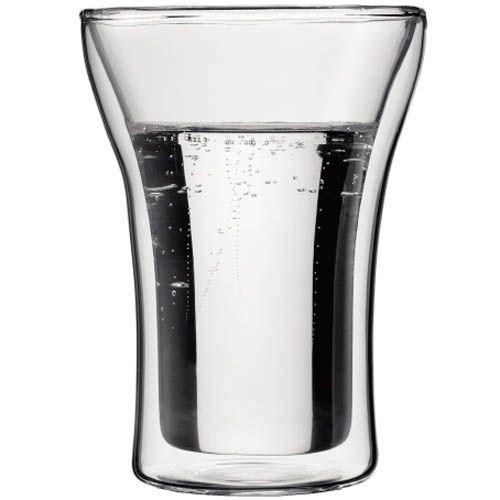 Набор из двух стаканов Bodum Assam 0,25 л