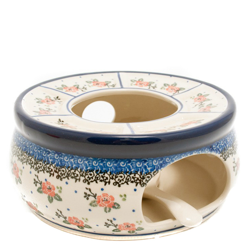 Горелка для чайника Ceramika Artystyczna Чайная роза