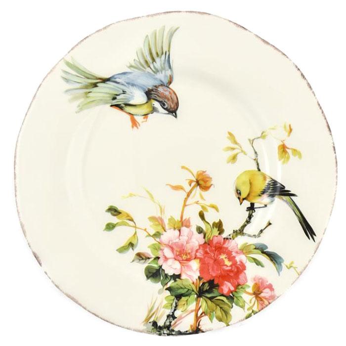 Тарелка десертная Bizzirri Весна