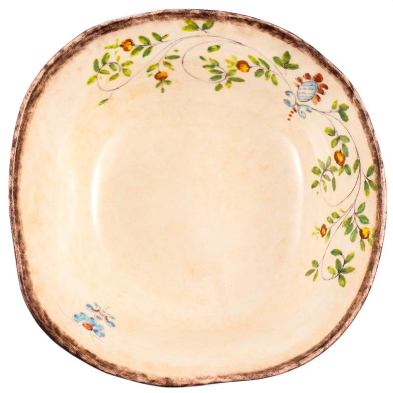 Суповая тарелка Bizzirri Melograno