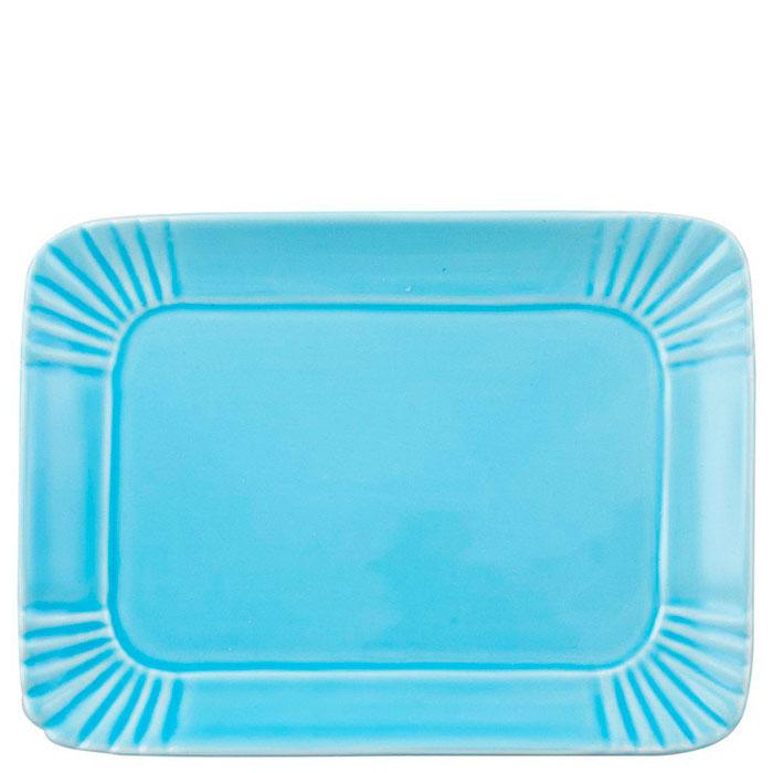 Блюдо для капкейков Palais Royal Зефир голубого цвета