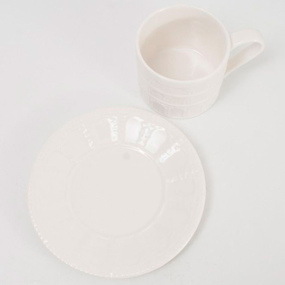Чайная чашка с блюдцем Palais Royal История города