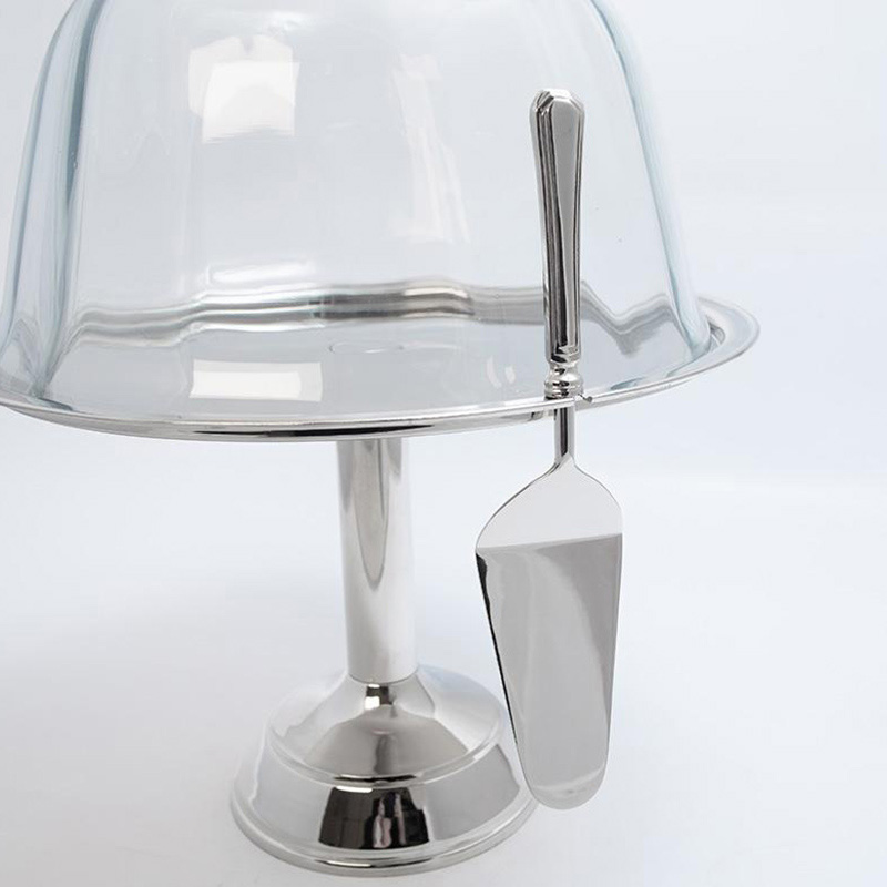 Тортовница с крышкой и лопаткой HOFF Interieur Table