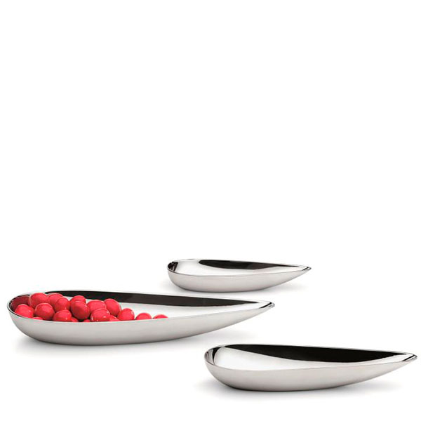 Набор тарелок Philippi Blob 3 шт