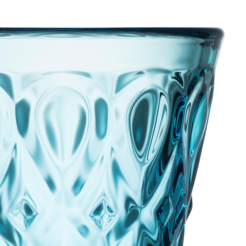 Бокал для воды La Rochere Lyonnais голубого цвета